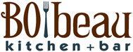 Bobeau kitchen + bar Logo