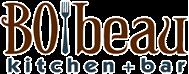Bobeau kitchen + bar Logo