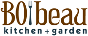 Bobeau kitchen + garden Logo