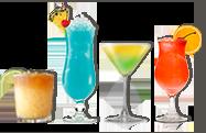 Cocktails Image - Happy Hour