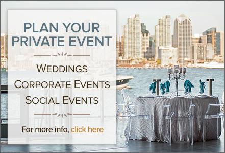 Private Event Page Promo