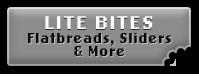 Nibbles & Bites Menu