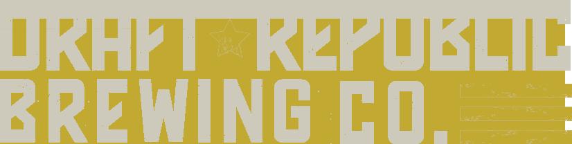 Draft Replublic Brewing Logo