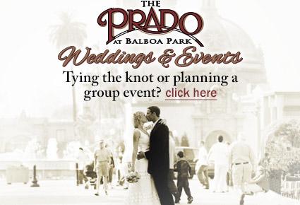 Balboa Park Weddings