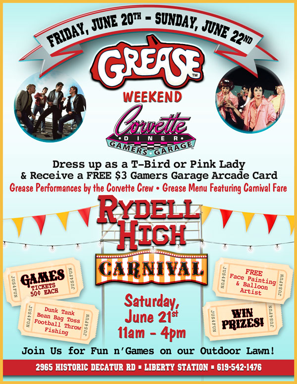 Grease Is The Word At Corvette Diner Cohn Restaurant Group