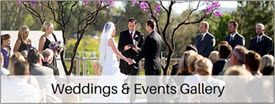 Weddings & Events Gallery
