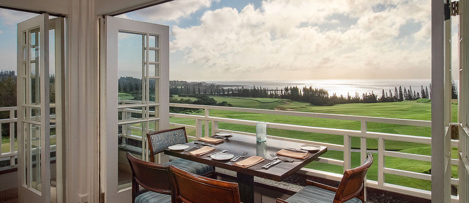 Plantation House Dining With A View In Kapalua Maui