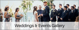 Wedding & Events Gallery Page
