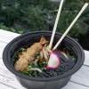 Shrimp Tempura Noodle Soup