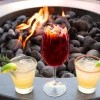 Cocktails by the Firepit