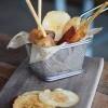 House-Made Crispy Maple Bourbon Bacon Sticks