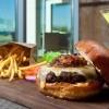 Wagyu Cheeseburger & Fries