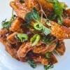 Spicy Calamari Fries