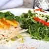 Papaya & Blue Crab Salad